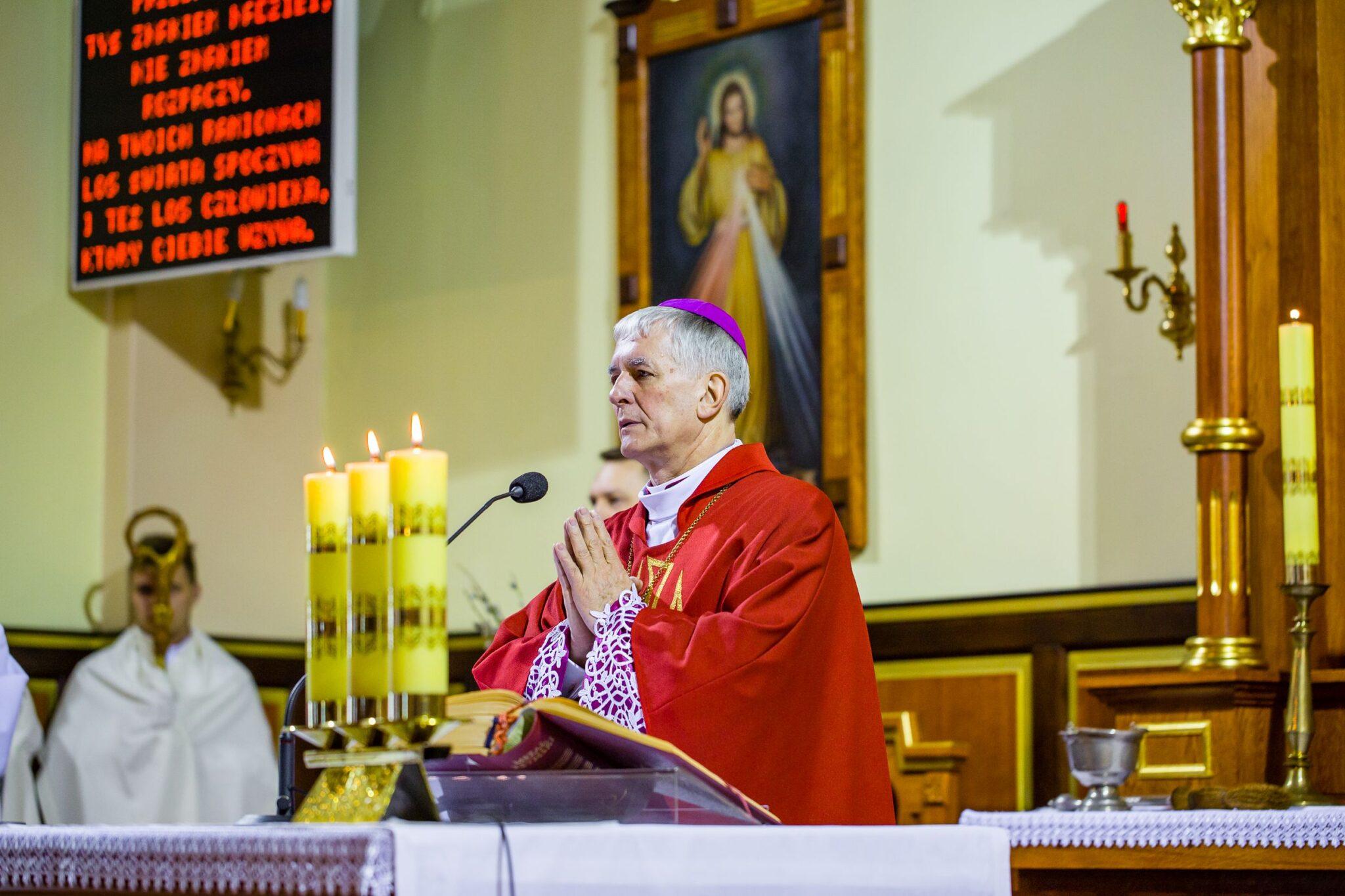 Ks. Biskup Marek Szkudło