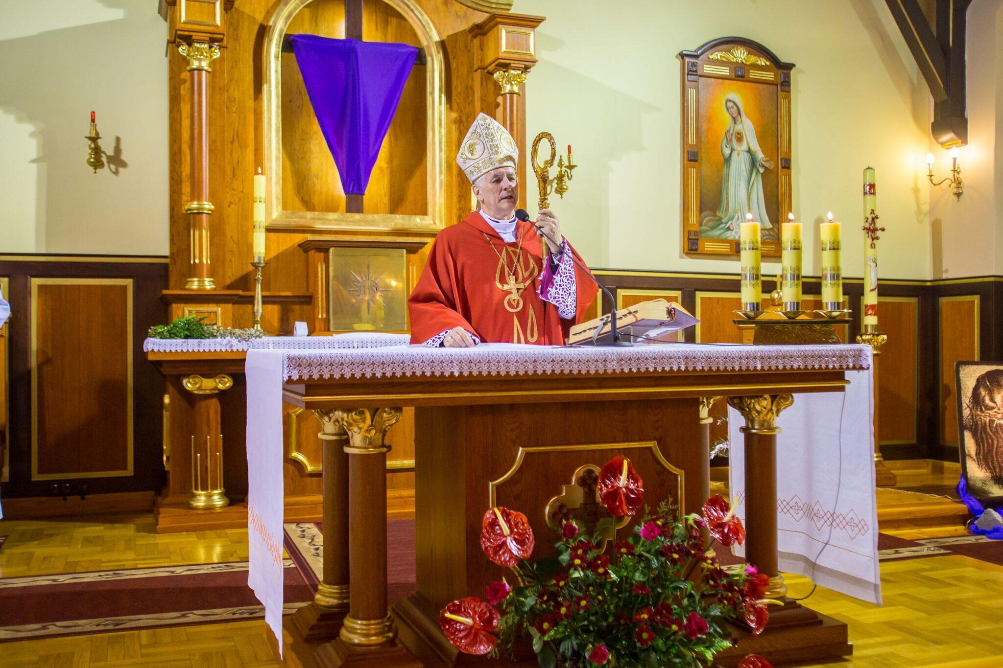 Liturgia Niedzieli Palmowej