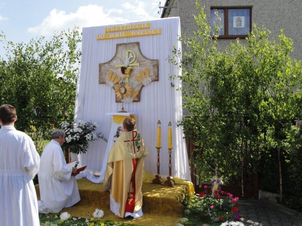 3 czerwca 2021r. – Uroczystość Najświętszego Ciała i Krwi Chrystusa
