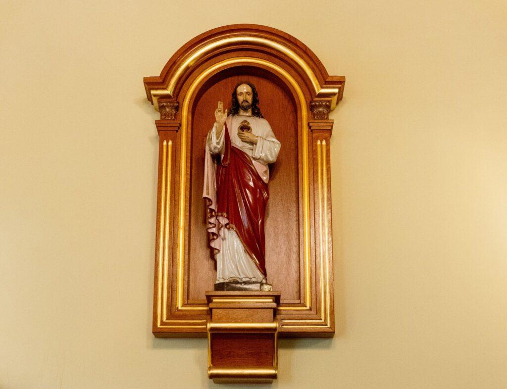 11 czerwca 2021r.- Uroczystość Najświętszego Serca Pana Jezusa