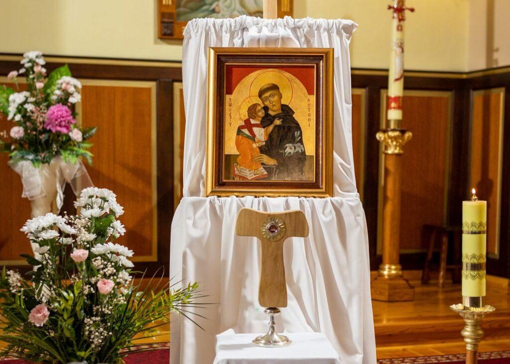 12 czerwca 2021r. – Pielgrzymka z relikwiami św. Antoniego